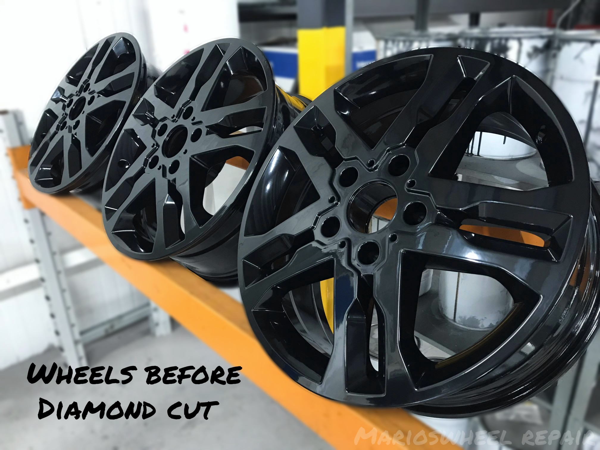 We have all the tools needed to remove, refit and balance tire up to 24'' and the practical experience you would hope for to restore your cracked wheel.